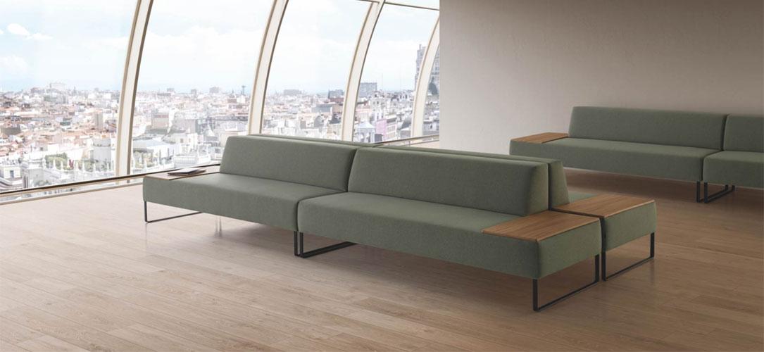 Tetris Bench Tusch Seating
